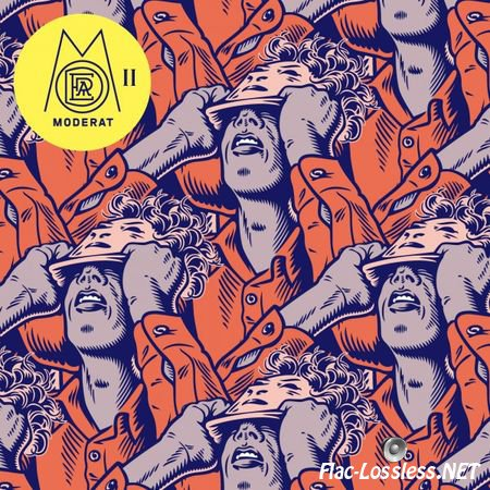 Moderat - II (Deluxe Edition) (2013) FLAC