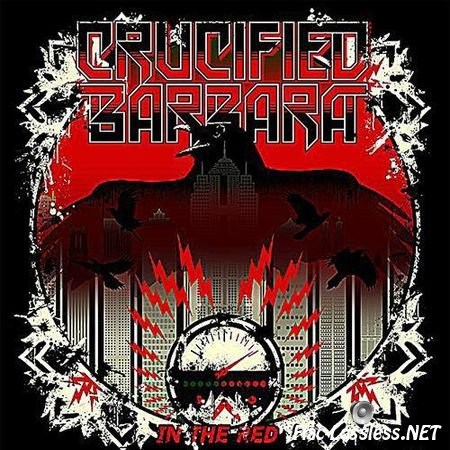 Crucified Barbara - In The Red (2014) FLAC (image + .cue)