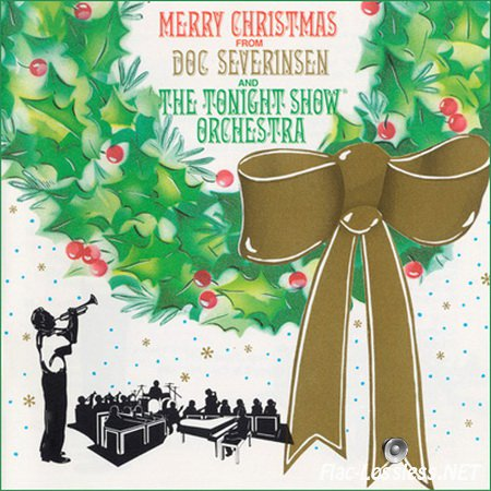The Tonight Show Orchestra - Merry Christmas from Doc Severinsen (1991) FLAC