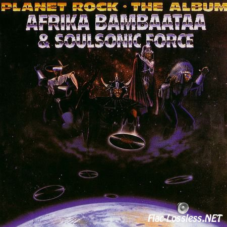 Afrika Bambaataa and Soulsonic Force - Planet Rock (1986) FLAC (tracks+.cue)