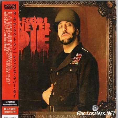 R.A. The Rugged Man - Legends Never Die (2013) FLAC (tracks + .cue)