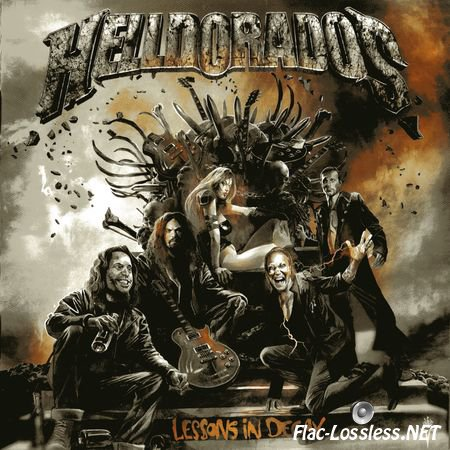 Helldorados - Lessons in Decay (2014) FLAC
