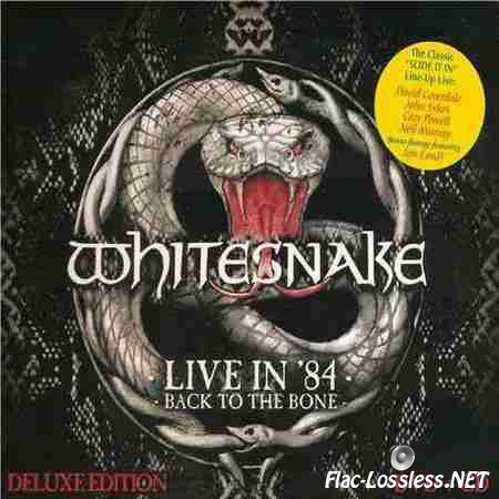 Whitesnake - Back To The Bone - Live In 84 (Deluxe Edition) (2014) FLAC (image + .cue)
