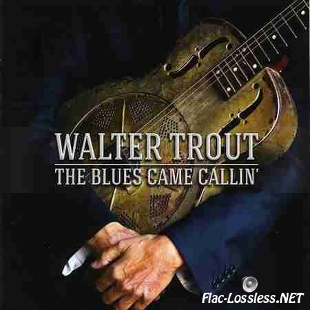 Walter Trout - The Blues Came Callin (2014) FLAC (tracks + .cue)