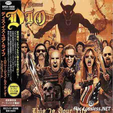VA - Ronnie James Dio - This Is Your Life (Japanese Edition) (2014) FLAC (image + .cue)