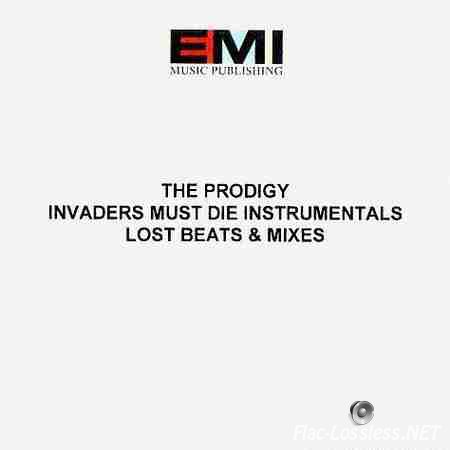 The Prodigy - Invaders Must Die Instrumentals, Lost Beats & Mixes (2009) FLAC (tracks + .cue)