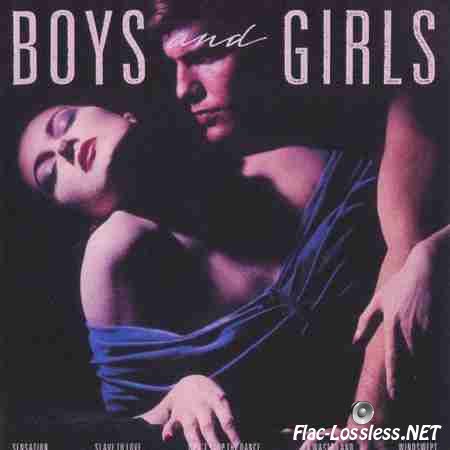 Bryan Ferry - Boys And Girls (1985/2005) WV (image + .cue)
