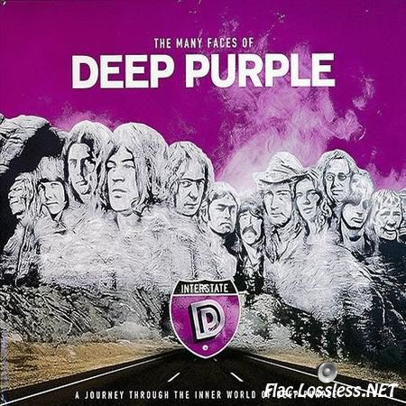 VA - The Many Faces Of Deep Purple - A Journey Through The Inner World Of Deep Purple (2014) FLAC (image + .cue)