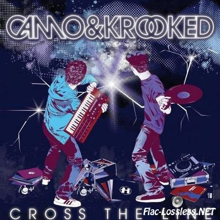 Camo & Krooked - Cross The Line (2011) FLAC (tracks + .cue)