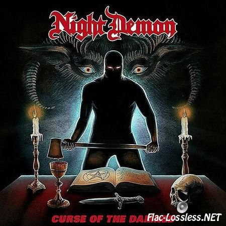 Night Demon - Curse Of The Damned (2014) FLAC (image + .cue)
