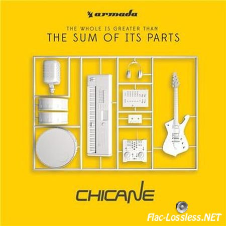 Chicane - The Sum of Its Parts (2015) FLAC
