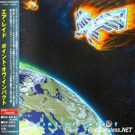 Air Raid - Point Of Impact (Japanese Edition) (2014) FLAC