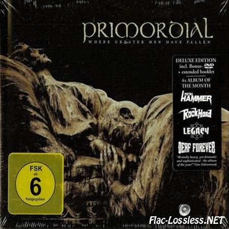 Primordial - Where Greater Men Have Fallen (Limited Edition) (2014) FLAC