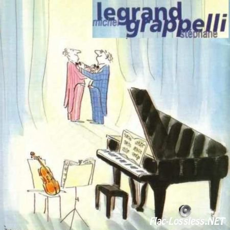 Stephane Grappelli, Michel Legrand ‎– Legrand Grappelli (1992) FLAC (tracks + .cue)