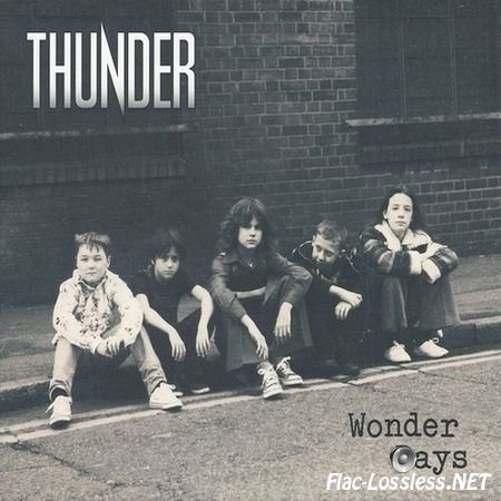 Thunder - Wonder Days (Limited Deluxe Edition, 2CD) (2015) FLAC