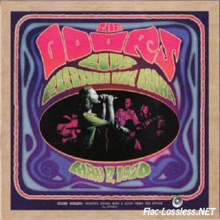 The Doors - Live in Pittsburgh 1970 (2008) FLAC