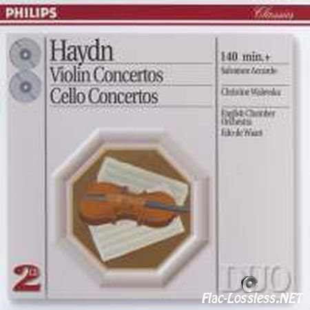 Joseph Haydn performed by English Chamber Orchestra under Edo de Waart - Violin & Cello Concertos (1993) FLAC