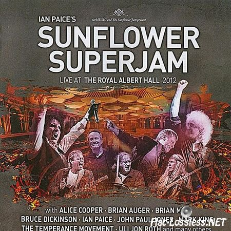 VA - Ian Paice's Sunflower Superjam - Live At The Royal Albert Hall 2012 (2015) FLAC (image + .cue)