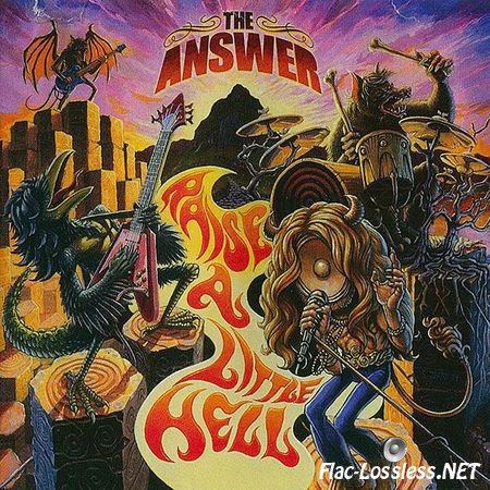 The Answer - Raise A Little Hell (2015) FLAC (image + .cue)