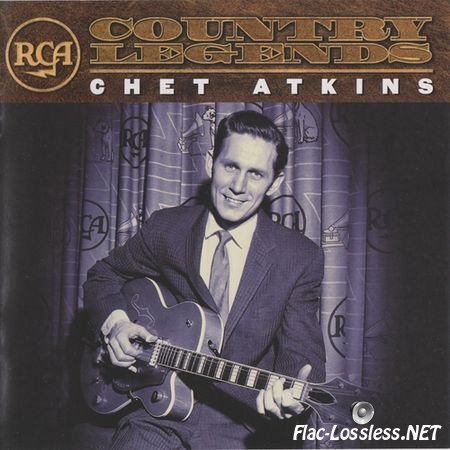 Chet Atkins - RCA Country Legends (2001) FLAC
