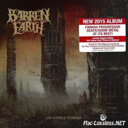 Barren Earth - On Lonely Towers (2015) FLAC