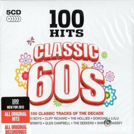 VA - 100 Hits Classic 60s (Box Set) (2011) FLAC (tracks + .cue)