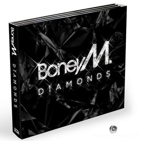 Boney M. - Diamonds (40th Anniversary Edition) (2015) FLAC (tracks)