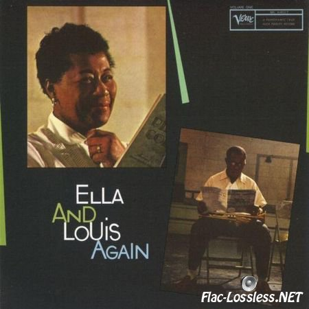 Ella Fitzgerald And Louis Armstrong – Ella And Louis Again (1957/2012) WV (image + .cue)