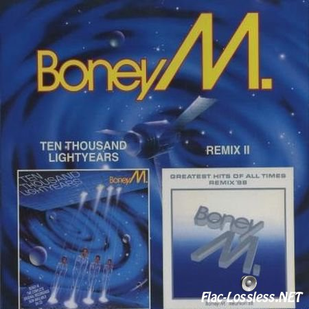 Boney M. - Ten Thousand Lightyears + Remix II (2000) FLAC (image + .cue)