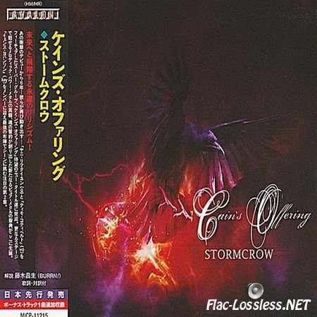 Cain's Offering - Stormcrow (Japanese Edition) (2015) FLAC (image + .cue)