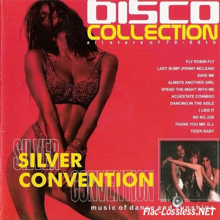 Silver Convention - Disco Collection (2001) APE (image+.cue)