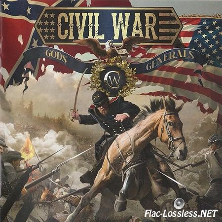 Civil War - Gods and Generals (Limited Edition) (2015) FLAC (image + .cue)