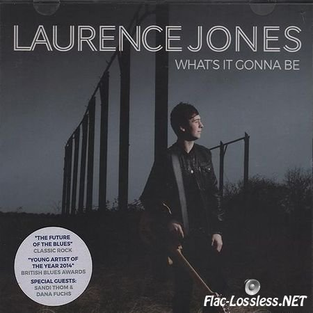 Laurence Jones - What's It Gonna Be (2015) FLAC (image + .cue)