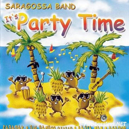 Saragossa Band - It's Party Time (2001) FLAC (tracks + .cue)