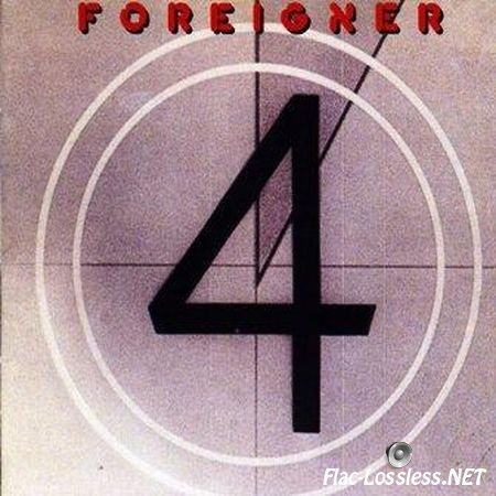 Foreigner - 4 (1981/2001) FLAC (tracks)