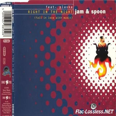 Jam & Spoon - Right In The Night (Fall In Love With Music) (1993) FLAC (tracks + .cue)