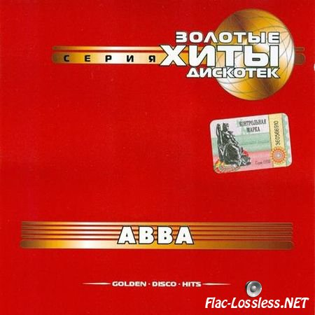 ABBA - Golden Disco Hits (2001) FLAC (tracks + .cue)