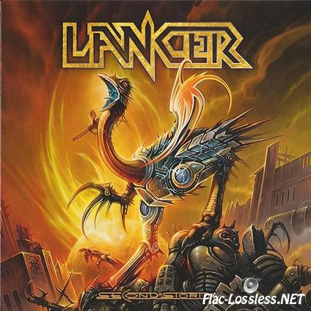 Lancer - Second Storm (2015) FLAC (image + .cue)