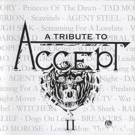 VA - Tribute To Accept - Vol.2 (2001) FLAC (image + .cue)