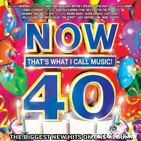VA - Now That's What I Call Music! 40 (2011) FLAC (tracks + .cue)