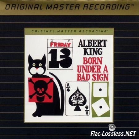 Albert King - Born Under A Bad Sign (MFSL 24kt Gold Plated) (1967/1993) FLAC (image + .cue)