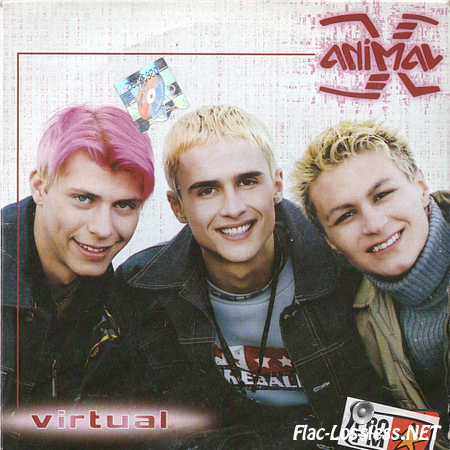 Animal X - Virtual (2001) FLAC (tracks + .cue)