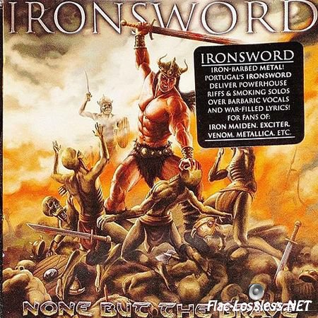 Ironsword - None But The Brave (2015) APE (image + .cue)