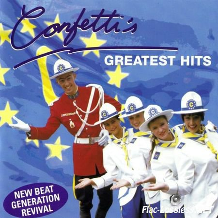 Confetti's - Greatest Hits (2001) FLAC (tracks + .cue)