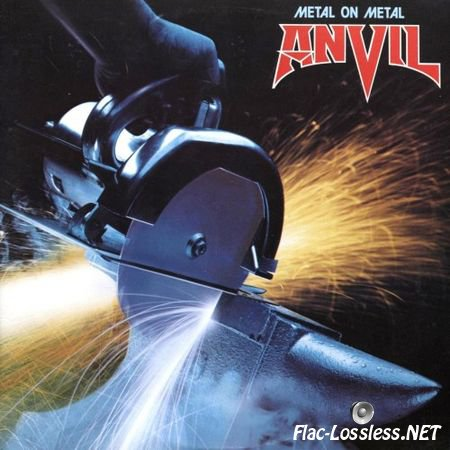 Anvil - Metal On Metal (1982) FLAC (tracks)