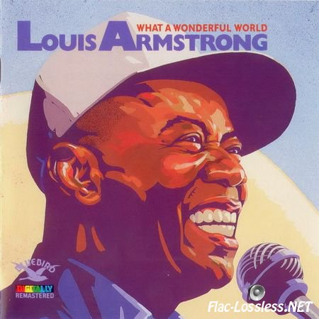 Louis Armstrong - What A Wonderful World (1988) APE (image+.cue)