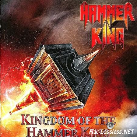 Hammer King - Kingdom Of The Hammer King (2015) WV (image + .cue)