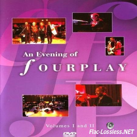 Fourplay - An Evening of Fourplay. Volumes I and II (2005) DVD5