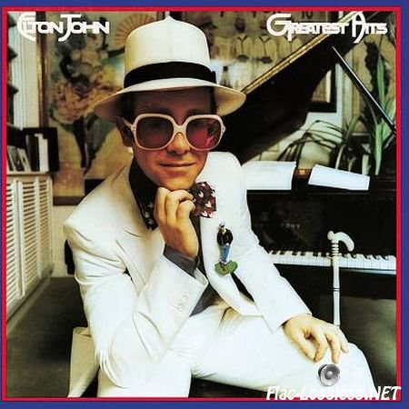 Elton John - Greatest Hits (1974) (remaster 1994) (image+cue)