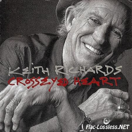 Keith Richards - Crosseyed Heart (2015) FLAC (image + .cue)